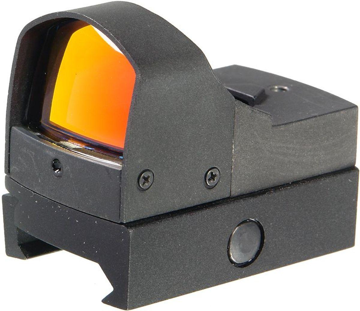 Прицел коллиматорный Veber, RM123 Weaver23002Коллиматорный прицел открытого типа, устанавливается на планку Weaver, размер окошка 23x17 мм, прицельная марка - красная точка. Усиленная конструкция основания прицела. ОПИСАНИЕ Серия Veber RM123, является модернизированной версией коллиматорного прицела Veber R123. Изменена конструкция основания прицела, что позволило значительно увеличить срок службы и надежность работы изделия при длительной эксплуатации на оружии большой мощности. Помимо появления модификации на планку «ласточкин хвост», увеличилась длина поджимной планки до 46 мм в версии на Weaver и до 15 мм в DVT. Исключены любые смещения при мощной отдаче, обеспечена высокая стабильность положения прицельной метки. Самый маленький, но серьезный коллиматорный прицелVeber RM123. Корпус — анодированный матовый алюминий марки 6061-Т6. Светящаяся точка — 6 угловых минут, зона, покрываемая точкой, — 8 см на 50 м. Благодаря увеличению 1х (точнее 1,07х), прицел обладает большим полем зрения, а асферическая...