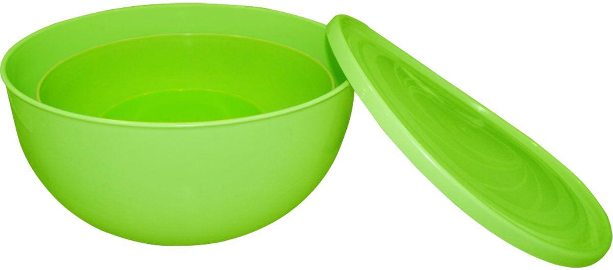 Набор салатников для шашлыка Plastic Centre, цвет: светло-зеленыйПЦ1908ЛМНабор для шашлыка мы специально продумали для Вашего удобства. Замариновать мясо мы предлагаем Вам в большом салатнике 4 л и закрыть его плотной крышкой. Салатник 2,5 л прекрасно подойдет для готового шашлыка. Маленький салатник 0,5 л – используете под вкусный соус к шашлыку. Комплектация: Салатник «Galaxy» 4 л с крышкой, салатник «Galaxy» 2,5 л, салатник «Galaxy» 0,5 л. Комплект имеет привлекательную этикетку с описанием набора и яркой фотографией.