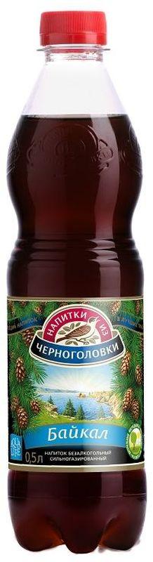 """Напитки из черноголовки """"Байкал"""" напиток безалкогольный сильногазированный, 0,5 л 010500-0028263"""