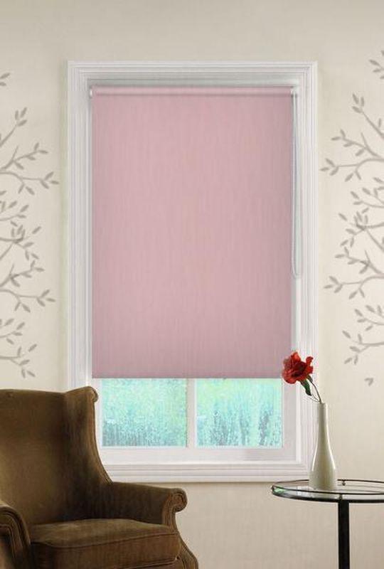 Штора рулонная Эскар Blackout, светонепроницаемая, цвет: розовый кварц, ширина 150 см, высота 170 смZ-0307Рулонными шторами можно оформлять окна как самостоятельно, так и использовать в комбинации с портьерами. Это поможет предотвратить выгорание дорогой ткани на солнце и соединит функционал рулонных с красотой навесных.Преимущества применения рулонных штор для пластиковых окон:- имеют прекрасный внешний вид: многообразие и фактурность материала изделия отлично смотрятся в любом интерьере; - многофункциональны: есть возможность подобрать шторы способные эффективно защитить комнату от солнца, при этом она не будет слишком темной.- Есть возможность осуществить быстрый монтаж.ВНИМАНИЕ! Размеры ширины изделия указаны по ширине ткани!Во время эксплуатации не рекомендуется полностью разматывать рулон, чтобы не оторвать ткань от намоточного вала.В случае загрязнения поверхности ткани, чистку шторы проводят одним из способов, в зависимости от типа загрязнения: легкое поверхностное загрязнение можно удалить при помощи канцелярского ластика; чистка от пыли производится сухим методом при помощи пылесоса с мягкой щеткой-насадкой; для удаления пятна используйте мягкую губку с пенообразующим неагрессивным моющим средством или пятновыводитель на натуральной основе (нельзя применять растворители).