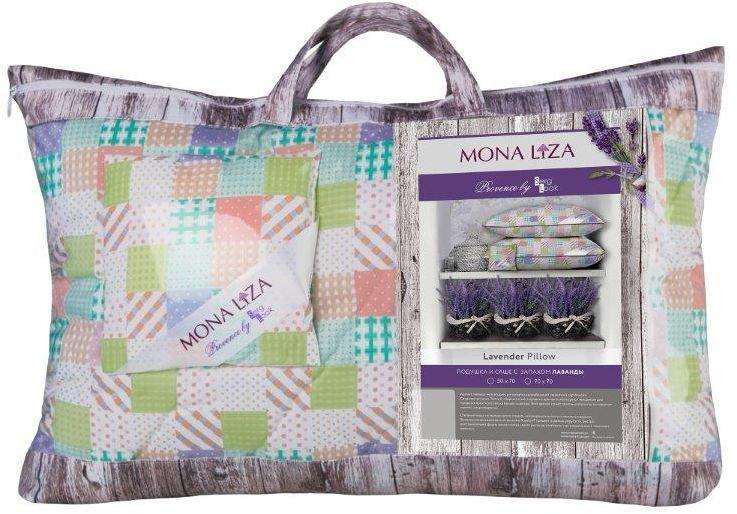 Подушка Mona Liza Provence аромат Lavender, 50х70 см. 549914/3549914/3К каждой подушке и одеялу идет саше. Аромат лаванды, розы, жасмина и сирени непременно окутает комнату легким шлейфом нежнейшего парфюма. Не откажите себе в удовольствие и создайте уникальный интерьер с коллекцией PROVENCE!