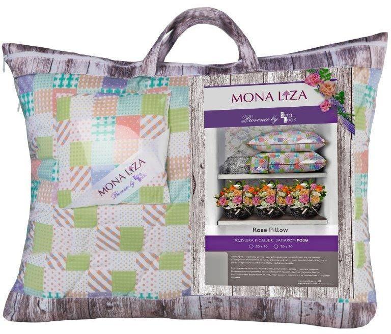 Подушка Mona Liza Provence аромат Rosa, 70 х 70 см549921/1К каждой подушке и одеялу идет саше. Аромат лаванды, розы, жасмина и сирени непременно окутает комнату легким шлейфом нежнейшего парфюма. Не откажите себе в удовольствие и создайте уникальный интерьер с коллекцией PROVENCE!