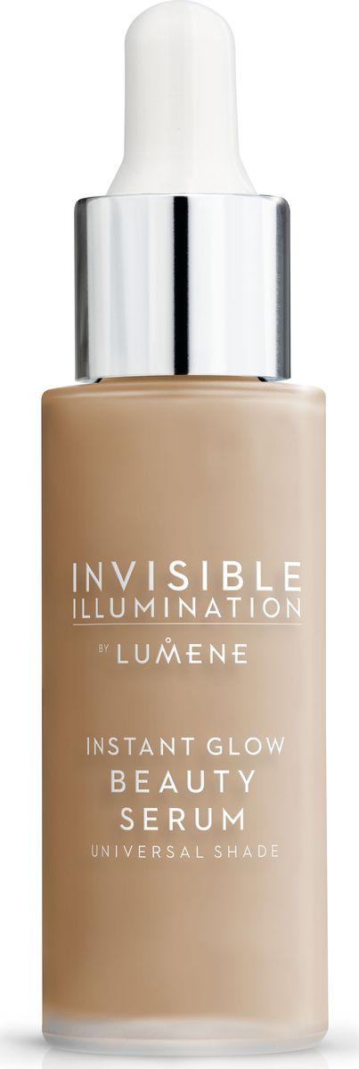 Lumene Ухаживающая сыворотка-флюид с тонирующим эффектом Invisible Illumination , 30 мл1301207Невесомая, не содержащая масел сыворотка с арктической родниковой водой, богатой антиоксидантами морошкой, восстанавливающими пептидами и осветляющими пигментами осветляет, увлажняет и улучшает внешний вид кожи, делая цвет лица равномерным и сияющим. Уникальный баланс сияния, цвета и ухода. Создайте свежий, сияющий образ макияжа без макияжа за несколько секунд с помощью инновационных многофункциональных средств, стирающих границы между уходом за кожей и макияжем. Используйте сыворотку отдельно или как основу для макияжа, придающую лицу особое сияние и свежесть. Сыворотка обеспечивает полупрозрачное покрытие и может быть нанесена в несколько слоев. Оттенок Универсальный.
