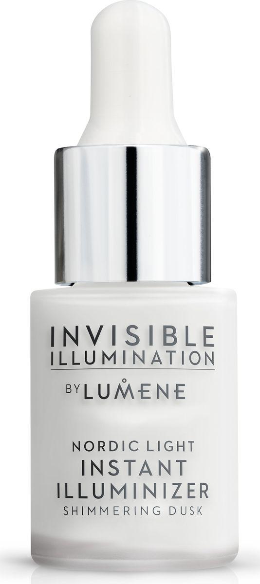 Lumene Ухаживающий хайлайтер, Сумерки Invisible Illumination , 15 млNL570-81888Благодаря текстуре легче воды сыворотка создает эффект сияющей вуали, выравнивая тон кожи, одновременно с чем ухаживает и увлажняет. Используйте хайлайтер самостоятельно или в дополнение к макияжу для дополнительного сияния. Вы также можете добавить несколько капель в свой увлажняющий крем или ухаживающую сыворотку-флюид с тонирующим эффектом. Активный компонент: арктическая родниковая вода. Оттенок Сумерки.