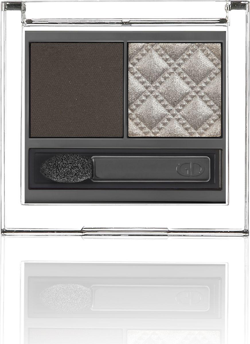 Ga-de Тени для век двухцветные Idyllic Soft Satin № 42002722Тени двухцветные Idyllic Soft Satin с сатиновым эффектом. Экспертно подобранные оттенки для создания макияжа. Тени для век Idyllic придадут взгляду обольстительный вид и обеспечат уход за нежной кожей век. Шелковистая текстура, невероятная стойкость и вариация цветов приятно удивит и порадует вас. Оттенки легко смешиваются и превосходно тушуются.