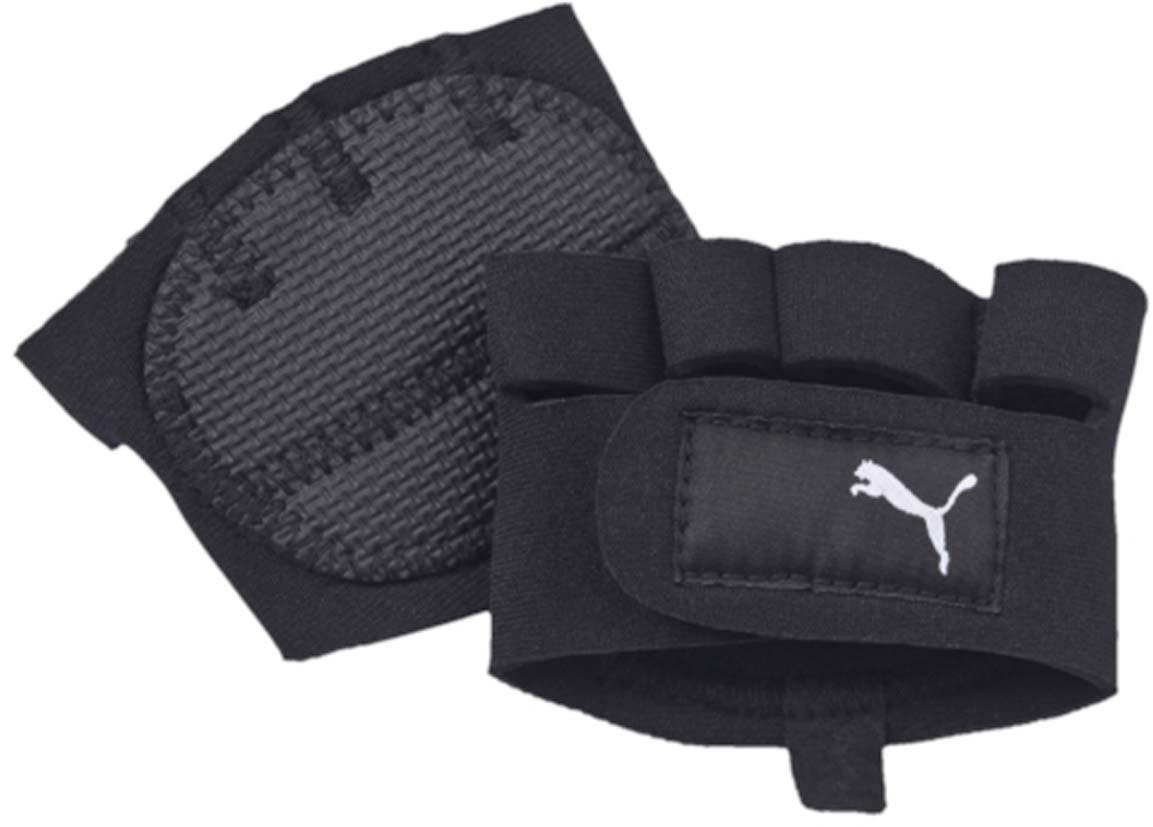 Перчатки для фитнеса Puma Training Grip Gloves, цвет: черный. 04123401. Размер L/X (11)AIRWHEEL M3-162.8Специально разработанные для тренинга на перекладине и со штангой перчатки обеспечат оптимальный комфорт и амортизацию. Текстильная застежка поможет подобрать подходящий размер, а прорезиненная внутренняя сторона ладони создана для удобного захвата и предотвращения скольжения. У модели застежка velcro, прорезиненная внутренняя сторона ладони, фирменный логотип бренда.