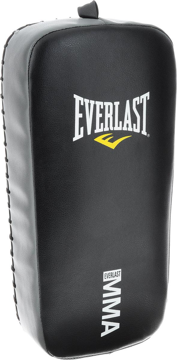 Макивара Everlast MMA PU Muay Thai, 38 х 21 х 16 см7517Макивара Everlast MMA PU Muay Thai идеально подходит для тренировок MMA или Муай Тай. Превосходный кожезаменитель наряду с продуманной конструкцией обеспечивают прочность и долговечность экипировки. Аутентичный дизайн Муай Тай наряду с плотным пенным наполнителем позволяют с легкостью блокировать удары ногами, руками, локтем или коленом, не подвергая себя излишнему риску. Макивара оснащена твердой ручкой и застежкой на липечке, закрепляющей изделие на руке. Размер макивары (с учетом ручки): 38 х 21 х 16 см.