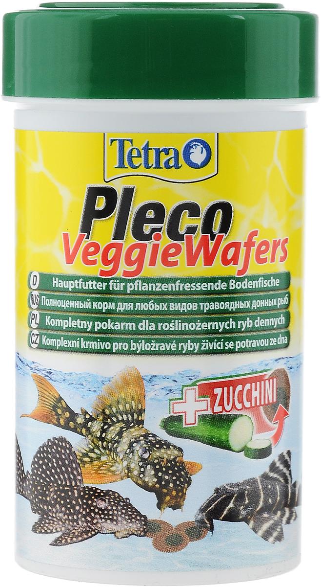 Корм Tetra Pleco Wafer, для травоядных донных рыб, пластинки, 42 г0120710Корм Tetra Pleco Wafer подходит для любых видов травоядных донных рыб, в том числе сомиков-присосок. Это сбалансированный, богатый питательными веществами корм высшего качества, который гарантирует наилучшее питание для ваших рыб. Имеет в составе водоросли спирулины для повышения сопротивляемости организма. Товар сертифицирован.Уважаемые клиенты!Обращаем ваше внимание на возможные изменения в дизайне упаковки. Качественные характеристики товара остаются неизменными. Поставка осуществляется в зависимости от наличия на складе.
