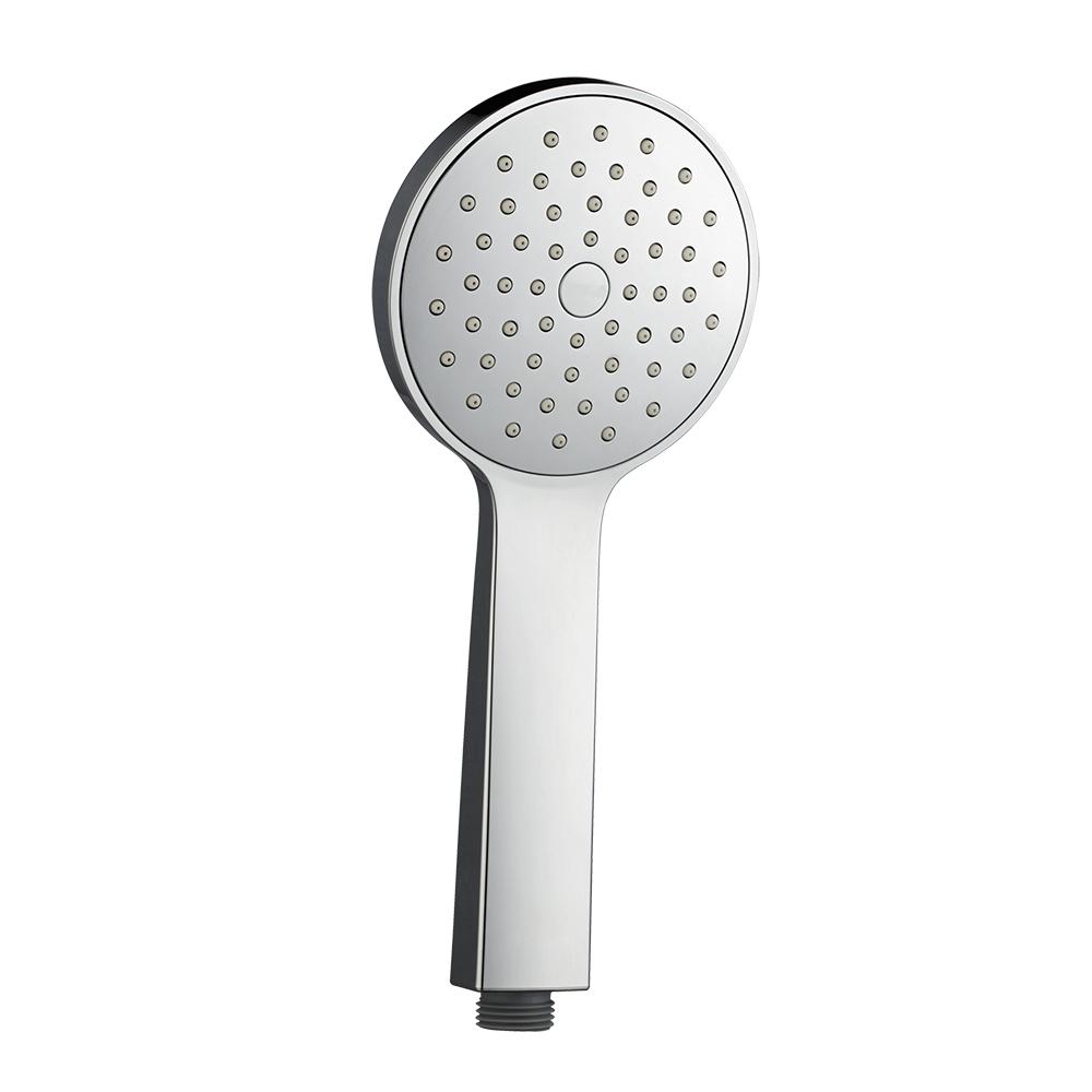 Лейка душевая Iddis, 040. 0401F00i180401F00i18Лейка для душа IDDIS® изготовлена из ABS-пластика, высокопрочного и легкого материала, с надежным никель-хромовым покрытием, которое гарантирует идеальный зеркальный блеск и защиту изделия на долгий срок. Диаметр 105 мм. В лейке предусмотрена система легкой очистки Easy Clean, которая позволяет убрать известковый налет с форсунок одним движением пальца.