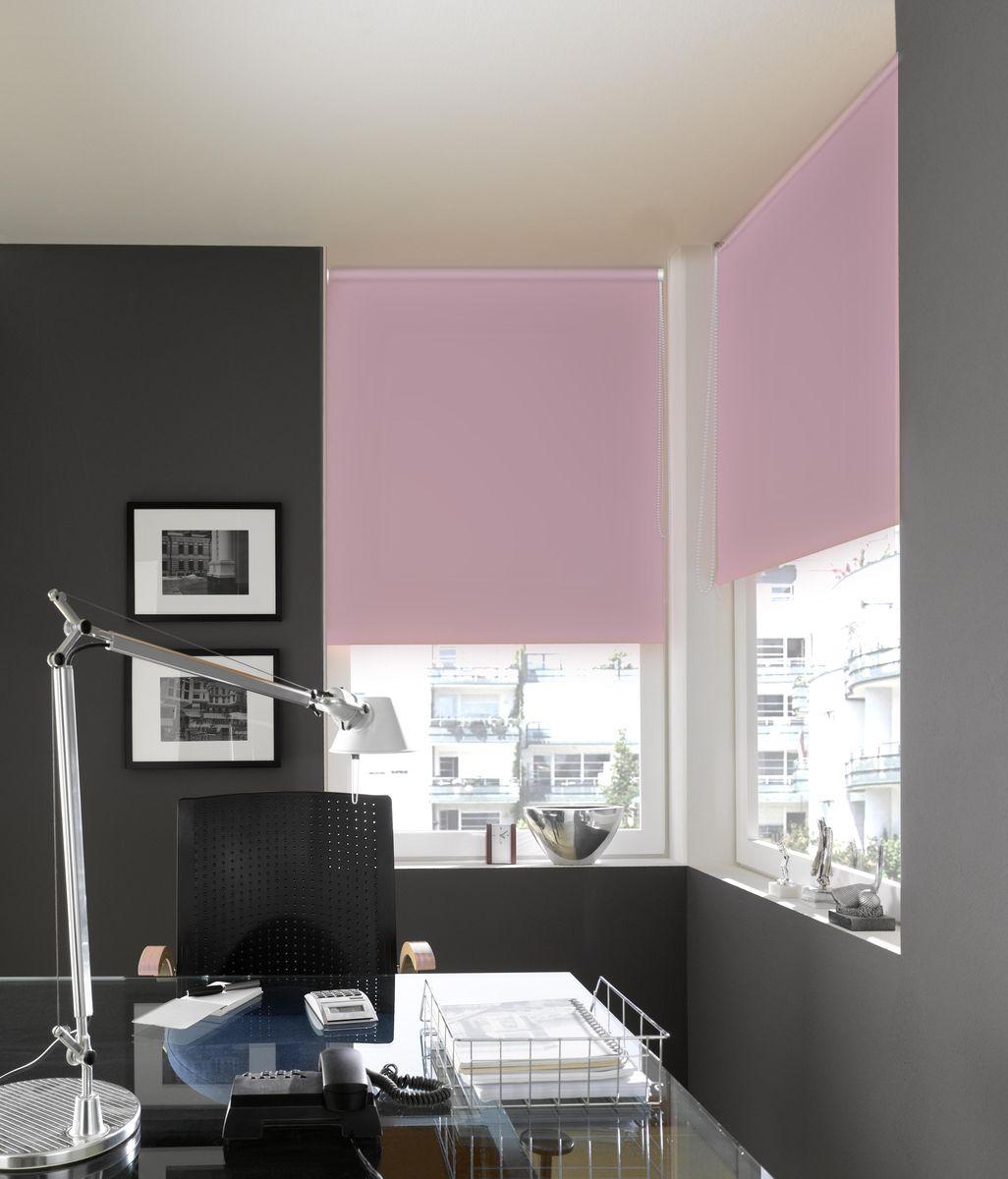 Штора рулонная Эскар Миниролло. Blackout, светонепроницаемая, цвет: розовый кварц, ширина 62 см, высота 170 см10503Рулонными шторамиЭскар Миниролло. Blackout можно оформлять окна как самостоятельно, так и использовать в комбинации с портьерами. Это поможет предотвратить выгорание дорогой ткани на солнце и соединит функционал рулонных с красотой навесных. Преимущества применения рулонных штор для пластиковых окон: - имеют прекрасный внешний вид: многообразие и фактурность материала изделия отлично смотрятся в любом интерьере;- многофункциональны: есть возможность подобрать шторы способные эффективно защитить комнату от солнца, при этом она не будет слишком темной;- есть возможность осуществить быстрый монтаж.ВНИМАНИЕ! Размеры ширины изделия указаны по ширине ткани! Во время эксплуатации не рекомендуется полностью разматывать рулон, чтобы не оторвать ткань от намоточного вала. В случае загрязнения поверхности ткани, чистку шторы проводят одним из способов, в зависимости от типа загрязнения:легкое поверхностное загрязнение можно удалить при помощи канцелярского ластика;чистка от пыли производится сухим методом при помощи пылесоса с мягкой щеткой-насадкой;для удаления пятна используйте мягкую губку с пенообразующим неагрессивным моющим средством или пятновыводитель на натуральной основе (нельзя применять растворители).