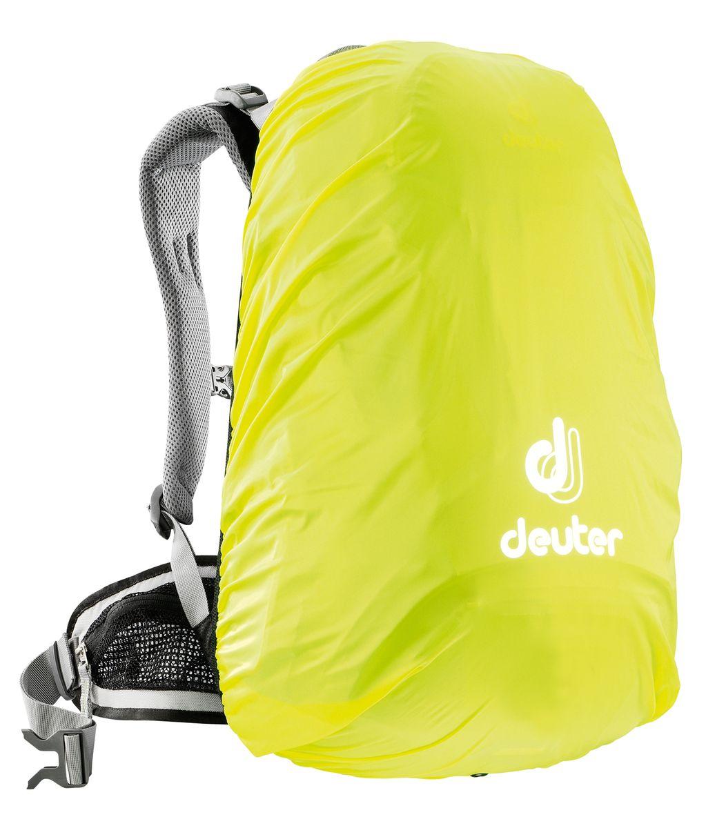 Чехол от дождя Deuter Raincover I, цвет: желтый, 20-35 л39520_8008Чехлы от дождя ярких неоновых цветов гарантируют, что ваш рюкзак и его содержимое останется сухим даже после проливного дождя. Отличная влагозащита благодаря полиуретановому покрытию и швам, проклеенным лентой. Подходит для рюкзаков объемом 20-35л. Вес: 85г.