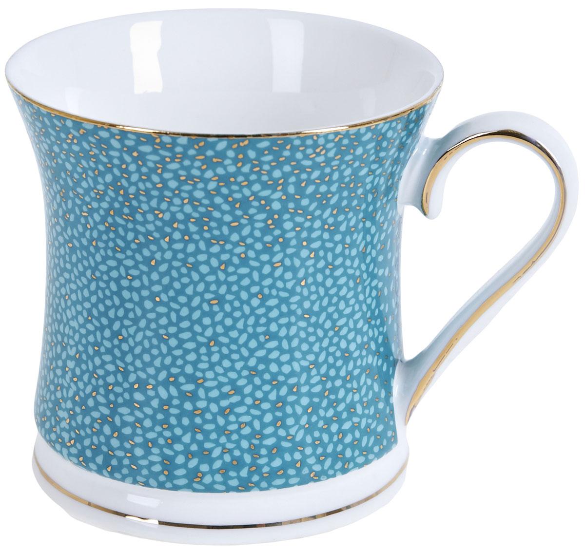 Кружка BHP Морская волна, 375 мл. 12101171210117Оригинальная кружка Best Home Porcelain, выполненная из высококачественного фарфора, сочетает в себе изысканный дизайн с максимальной функциональностью. Красочность оформления кружки придется по вкусу и ценителям классики, и тем, кто предпочитает утонченность и изысканность. В комплект входит кружка. Можно использовать в ПММ.