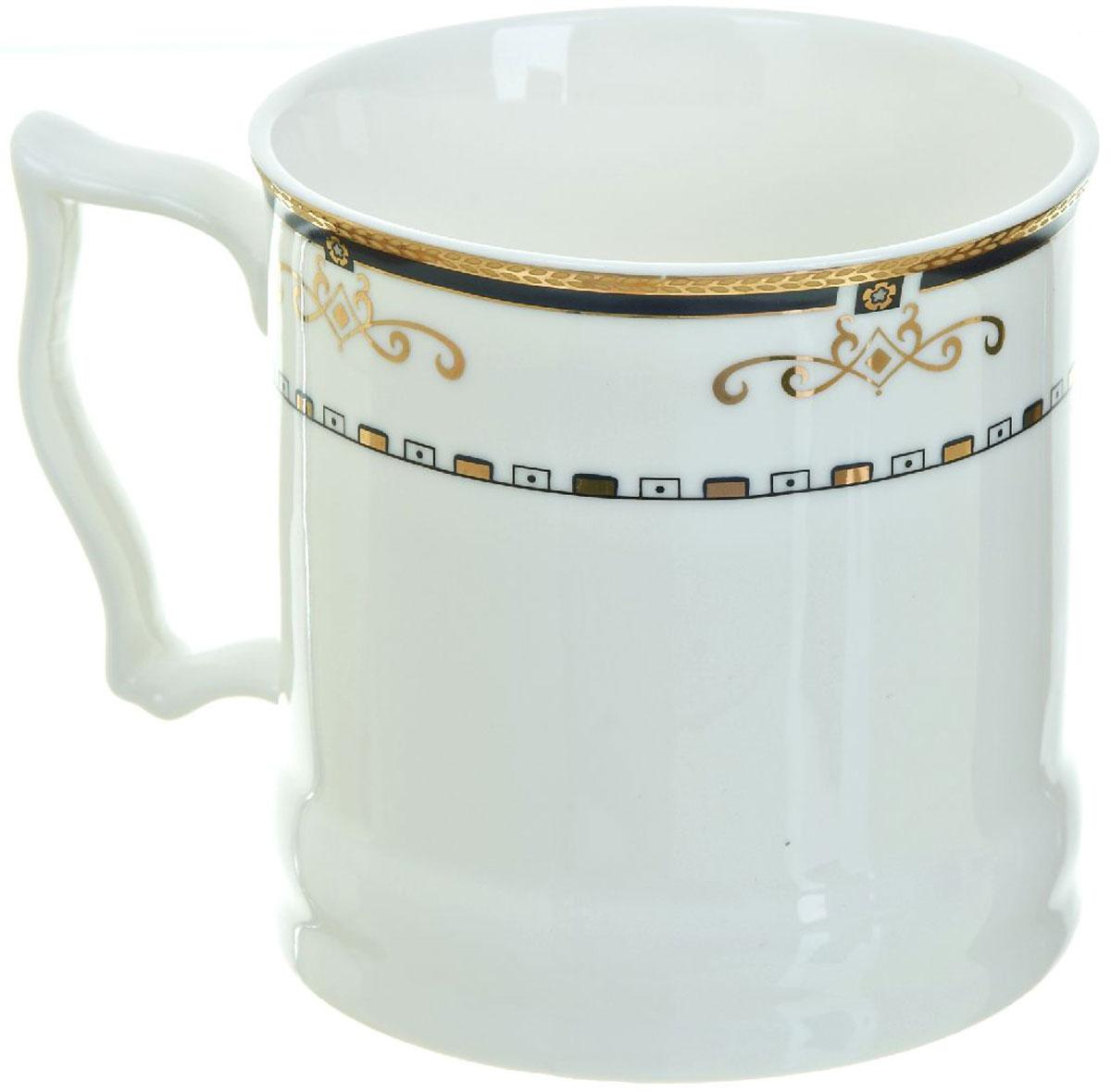 Кружка BHP Королевская кружка, 500 мл. 18700051870005Оригинальная кружка Best Home Porcelain, выполненная из высококачественного фарфора, сочетает в себе простой, утонченный дизайн с максимальной функциональностью. Оригинальность оформления придутся по вкусу тем, кто ценит индивидуальность. В комплект входит кружка. Можно использовать в ПММ.