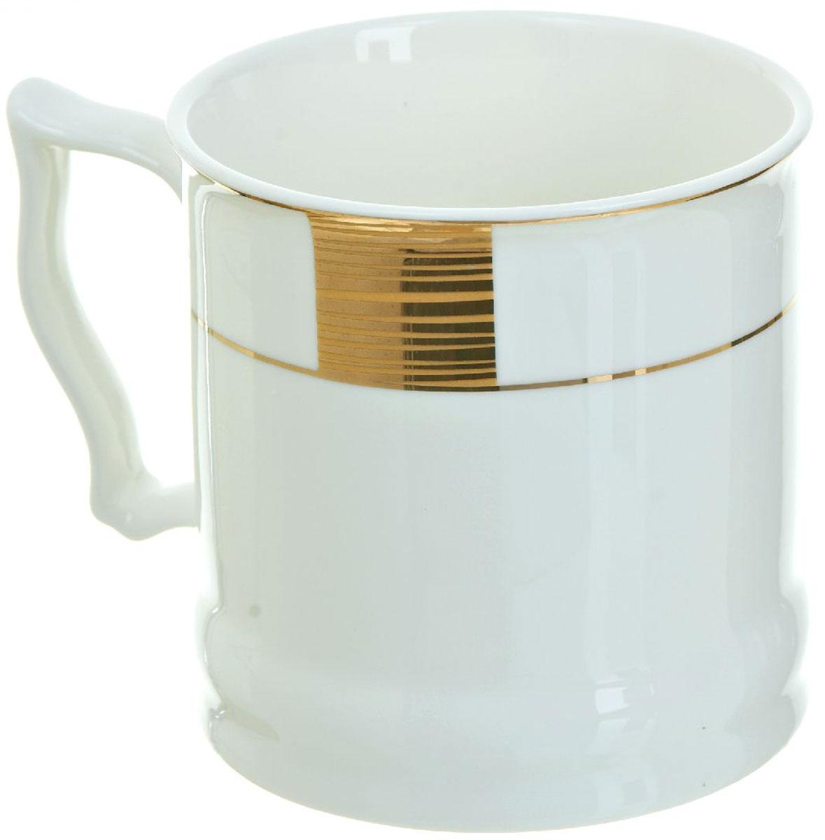Кружка BHP Королевская кружка, 500 мл. 1870010115610Оригинальная кружка Best Home Porcelain, выполненная из высококачественного фарфора, сочетает в себе простой, утонченный дизайн с максимальной функциональностью. Оригинальность оформления придутся по вкусу тем, кто ценит индивидуальность.Можно использовать в посудомоечной машине.