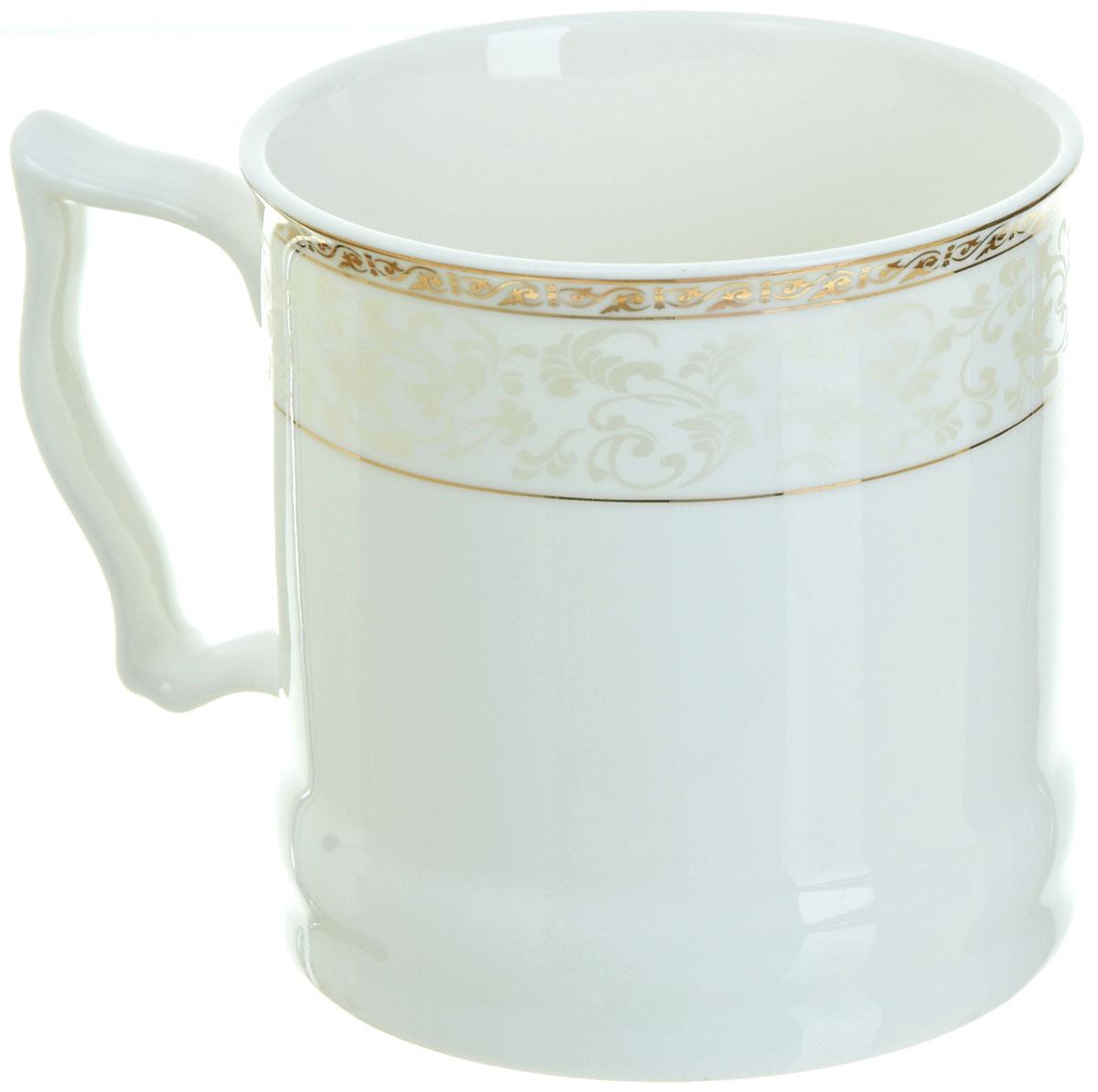 Кружка BHP Королевская кружка, 500 мл. M1870004M1870004Оригинальная кружка Best Home Porcelain, выполненная из высококачественного фарфора, сочетает в себе простой, утонченный дизайн с максимальной функциональностью. Оригинальность оформления придутся по вкусу тем, кто ценит индивидуальность. В комплект входит кружка. Можно использовать в ПММ.