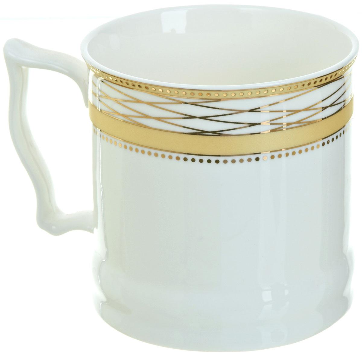 Кружка BHP Королевская кружка, 500 мл. M1870008M1870008Оригинальная кружка Best Home Porcelain, выполненная из высококачественного фарфора, сочетает в себе простой, утонченный дизайн с максимальной функциональностью. Оригинальность оформления придутся по вкусу тем, кто ценит индивидуальность. В комплект входит кружка. Можно использовать в ПММ.