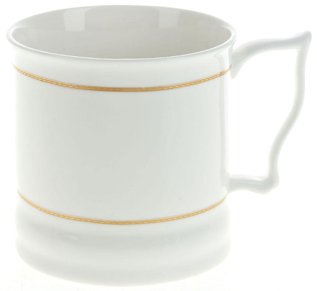 Кружка BHP Королевская кружка, 500 мл. M1870041M1870041Оригинальная кружка Best Home Porcelain, выполненная из высококачественного фарфора, сочетает в себе простой, утонченный дизайн с максимальной функциональностью. Оригинальность оформления придутся по вкусу тем, кто ценит индивидуальность. В комплект входит кружка. Можно использовать в ПММ.
