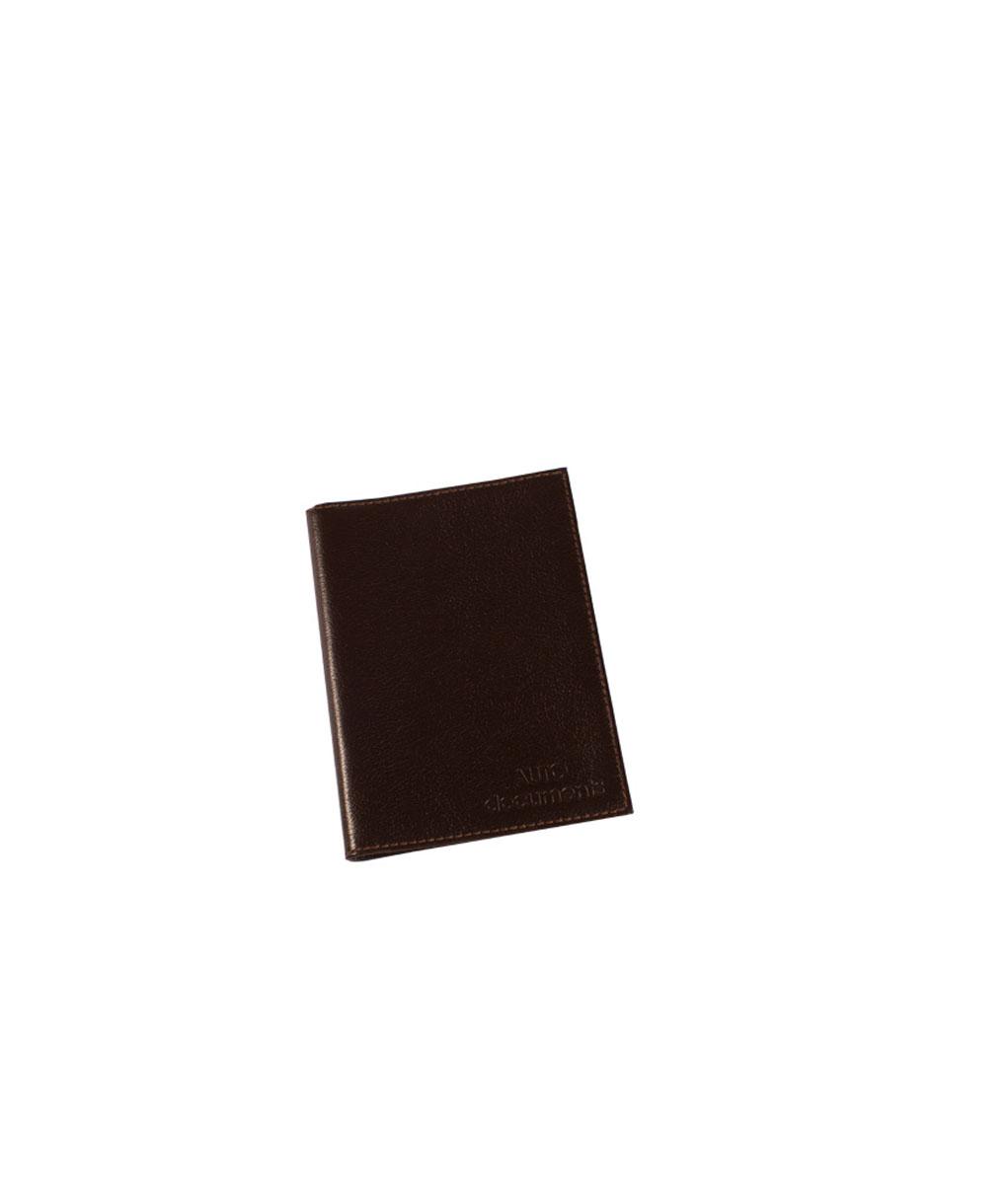 Бумажник водителя мужской Befler Грейд, цвет: темно-коричневый. BV.1.-9BV.1.-9Бумажник водителя Befler выполнен из натуральной кожи. На внутреннем развороте расположено 2 кармана из прозрачного пластика. Внутренний блок из прозрачного пластика для документов водителя состоит из 6 файлов.