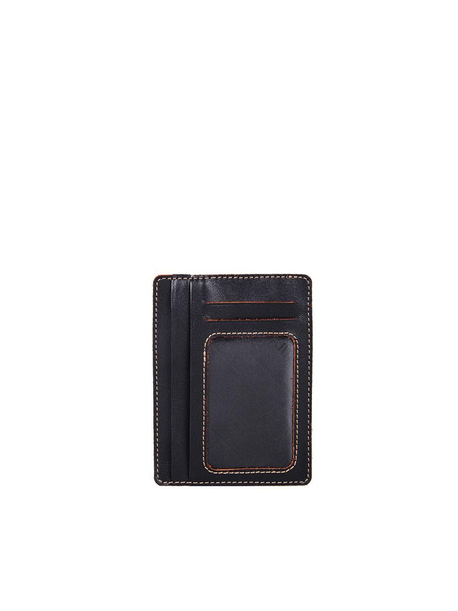 """Бумажник водителя мужской Fabula """"Kansas"""", цвет: черный. BV.76.TXF"""