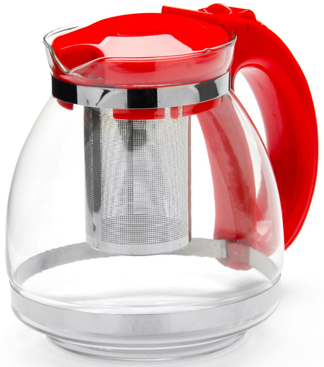 Чайник заварочный Mayer & Boch, с фильтром, 1,5 л. 26170-126170-1