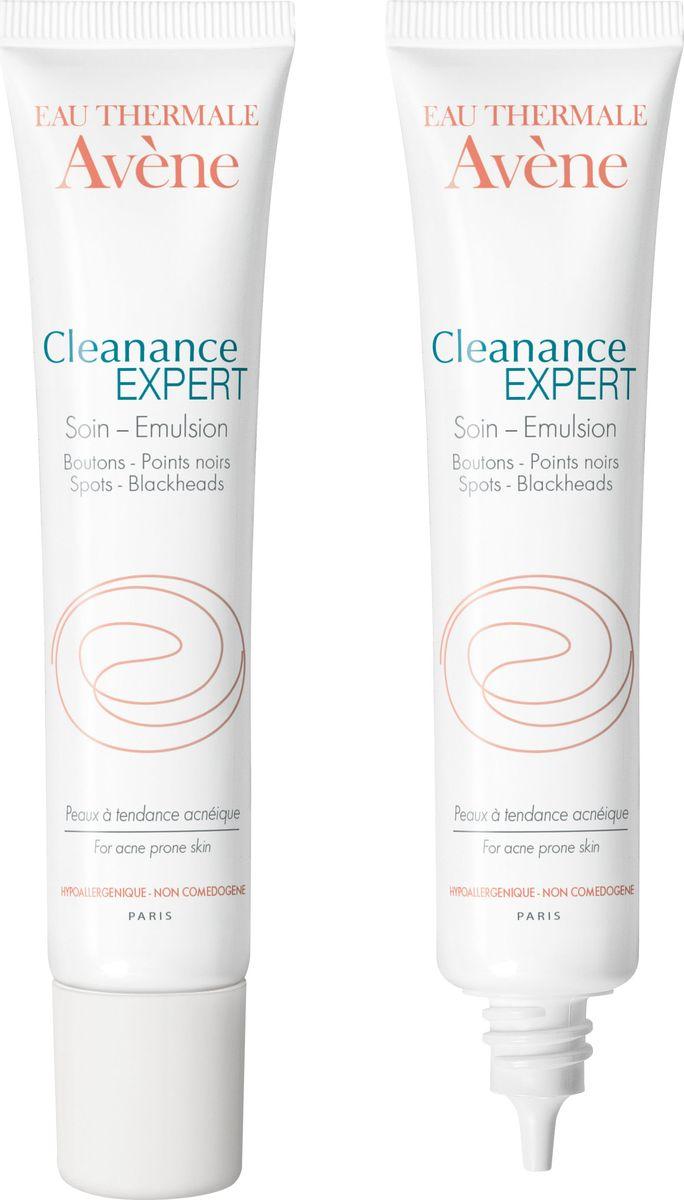 "Avene ""Cleanance"" Эксперт Эмульсия для лица себорегулирующая кераторегулирующая для проблемной кожи 40 мл C49114"
