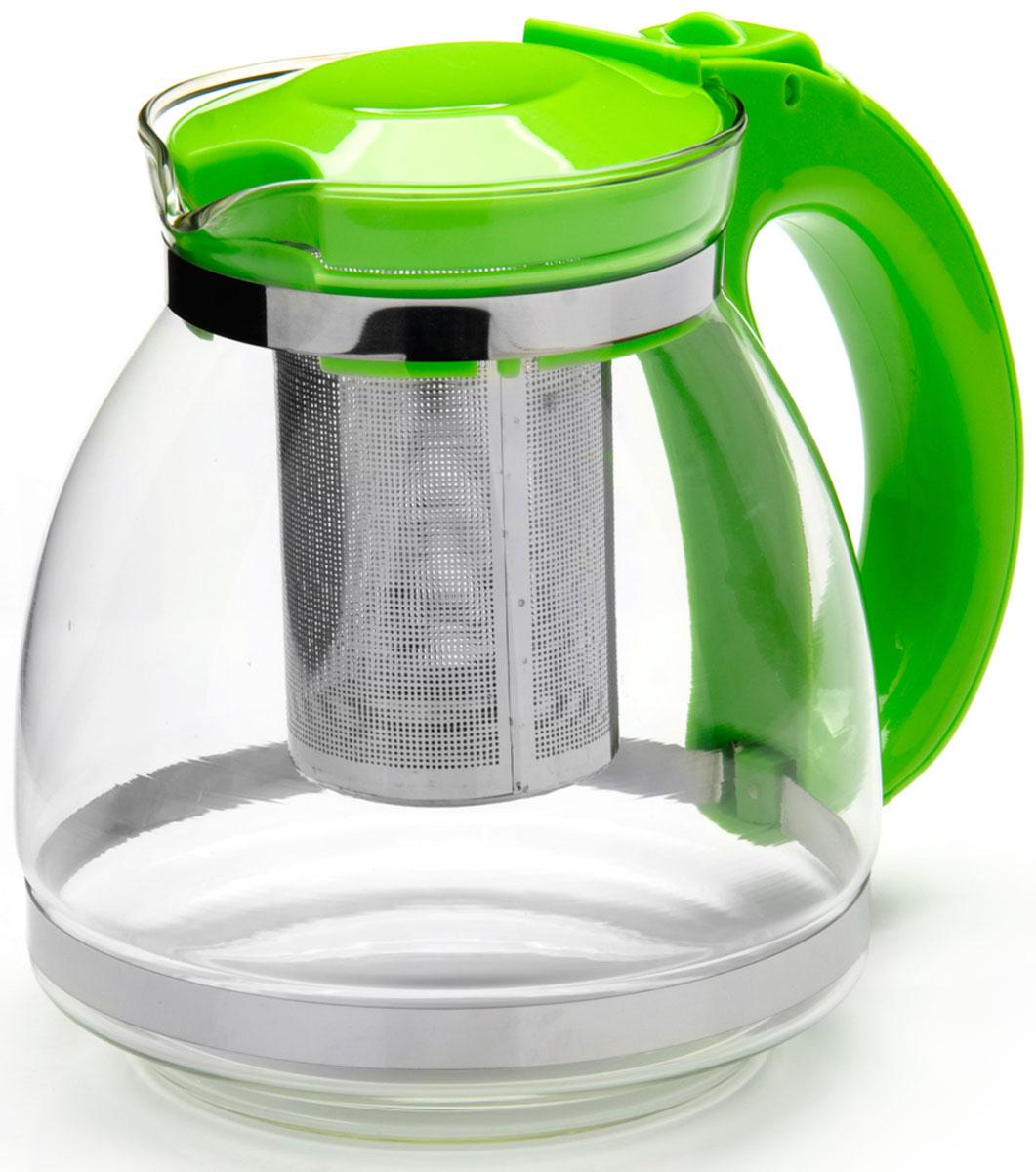 Чайник заварочный Mayer & Boch, с фильтром, 1,5 л. 26170-326170-3