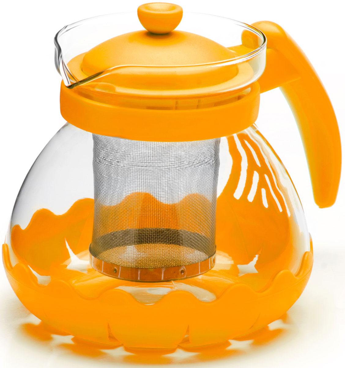 Чайник заварочный Mayer & Boch, с фильтром, 0,7 л. 26173-226173-2