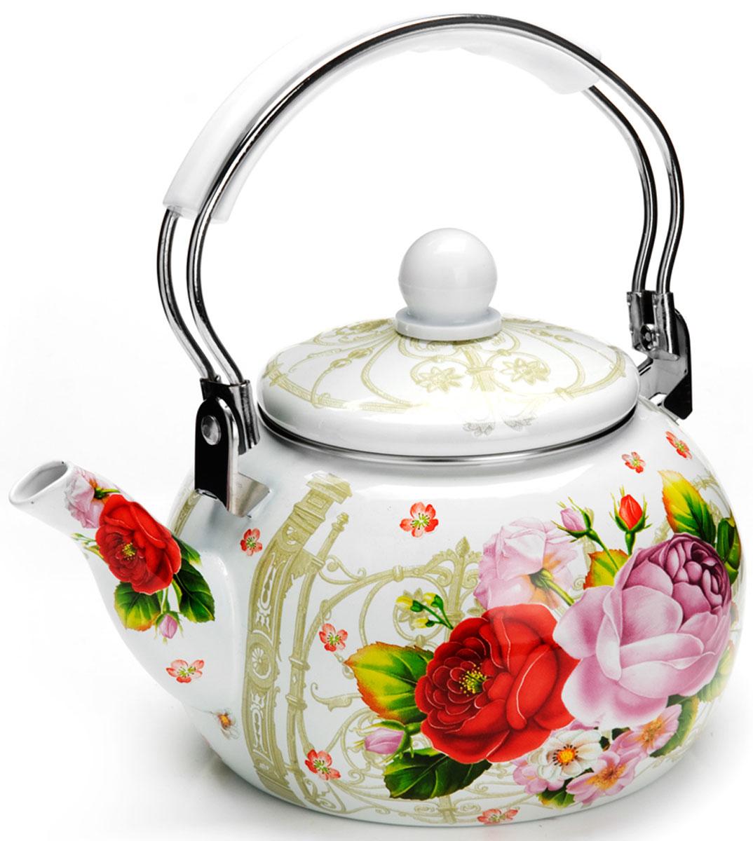 Чайник Mayer & Boch Цветы, 2,5 л. 2649426494