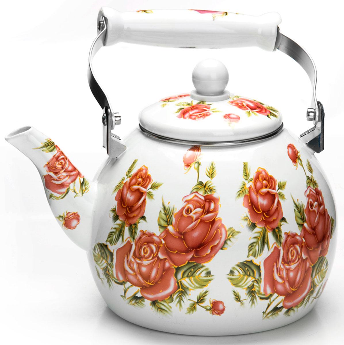 Чайник Mayer & Boch Цветы, 3 л. 2649626496