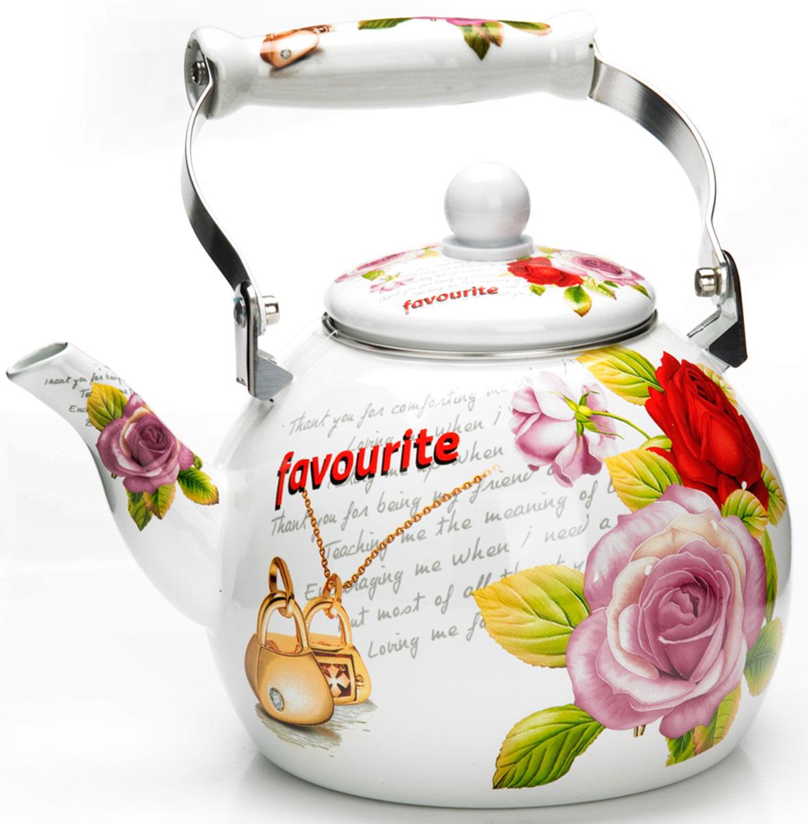 Чайник Mayer & Boch Цветы, 3 л. 2649726497