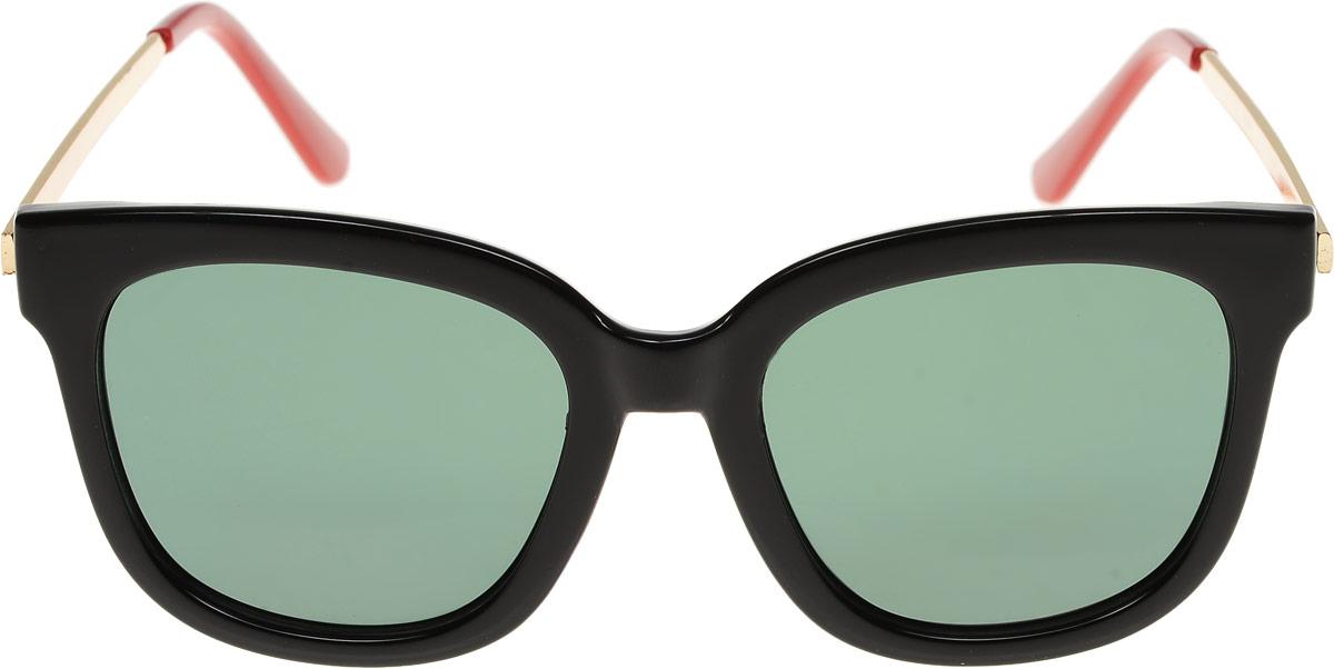 Очки солнцезащитные детские Vittorio Richi, цвет: черный, красный. ОС1801/17fINT-06501Очки солнцезащитные Vittorio Richi это знаменитое итальянское качество и традиционно изысканный дизайн. Степень защиты UV400.