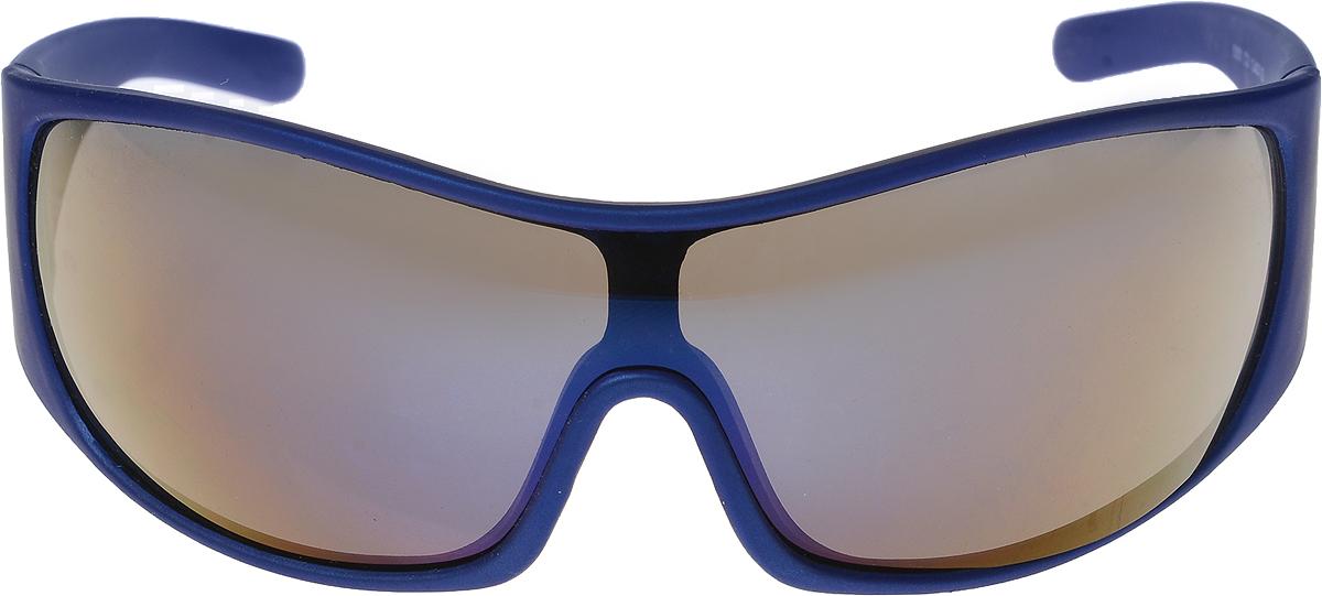 Очки солнцезащитные Vittorio Richi, цвет: синий. ОС5001/17fTL-49-PRОчки солнцезащитные Vittorio Richi это знаменитое итальянское качество и традиционно изысканный дизайн.