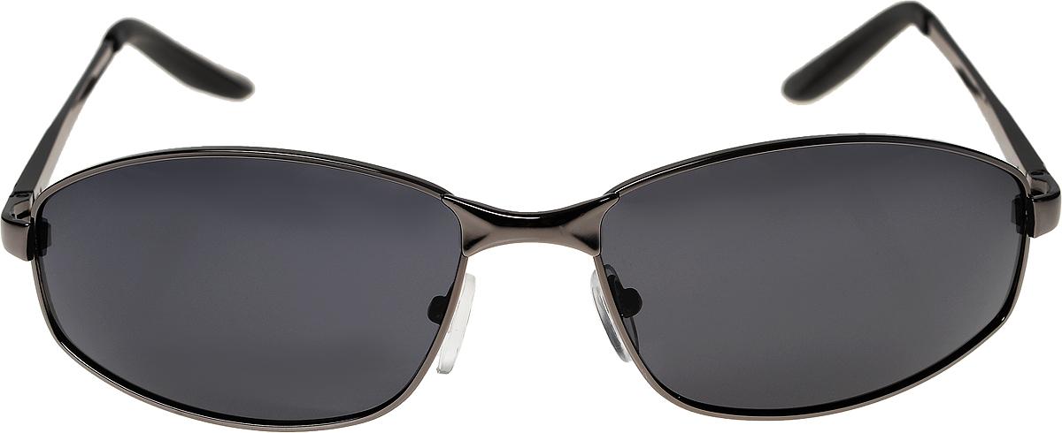 Очки солнцезащитные Vittorio Richi, цвет: черный. ОС12773/17fFM-883-MSKОчки солнцезащитные Vittorio Richi это знаменитое итальянское качество и традиционно изысканный дизайн.