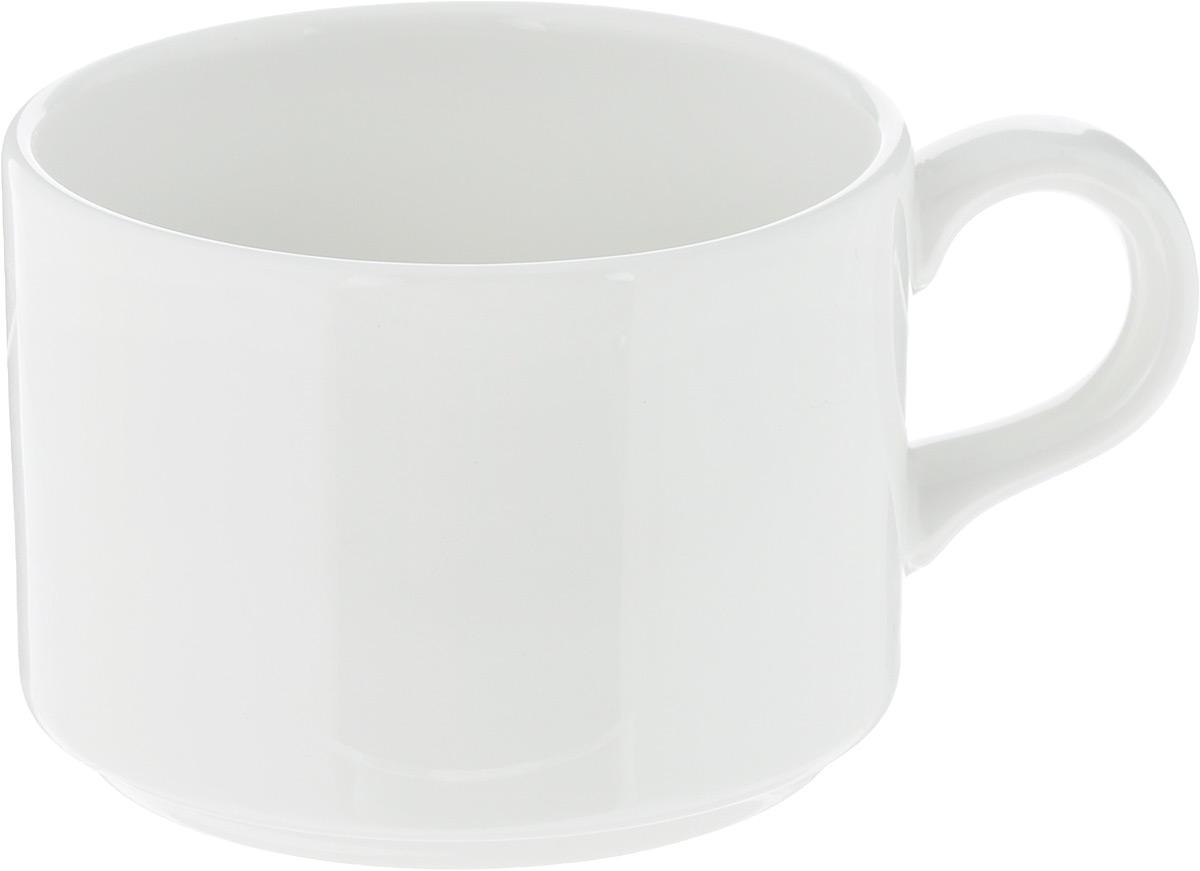 Чашка чайная Ariane Прайм, 230 млAPRARN41023Чашка Ariane Прайм выполнена из высококачественного фарфора с глазурованным покрытием. Изделие оснащено удобной ручкой. Нежнейший дизайн и белоснежность изделия дарят ощущение легкости и безмятежности. Изысканная чашка прекрасно оформит стол к чаепитию и станет его неизменным атрибутом. Можно мыть в посудомоечной машине и использовать в СВЧ. Диаметр чашки (по верхнему краю): 8 см. Высота чашки: 6 см.