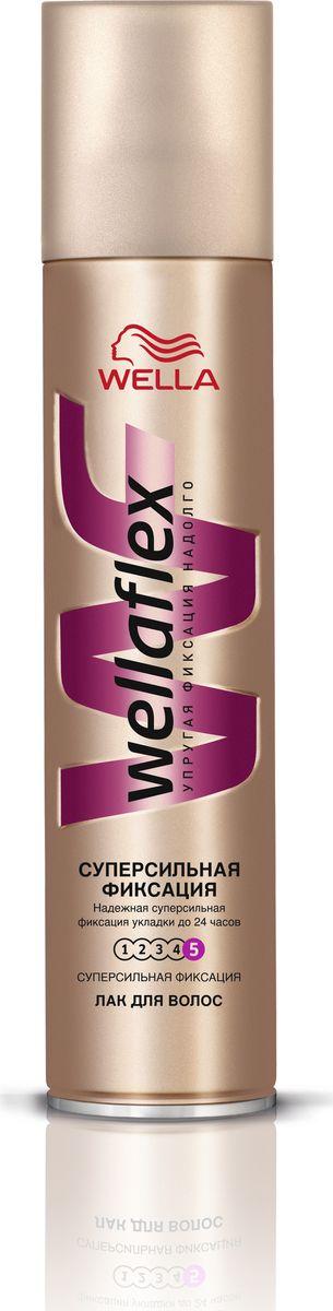 Wellaflex Лак для волос супер-сильной фиксации 75 млWF-81583232ЛАК ДЛЯ ВОЛОС WELLAFLEX СУПЕРСИЛЬНОЙ ФИКСАЦИИ с технологией Гибкой Фиксации TM Лак для волос Wellaflex суперсильной фиксации обеспечивает идеальную естественную укладку с улучшенной фиксацией, которая держится до 24 часов. Он быстро высыхает, не пересушивая волосы, легко удаляется при расчесывании и защищает волосы от воздействия солнечных лучей.