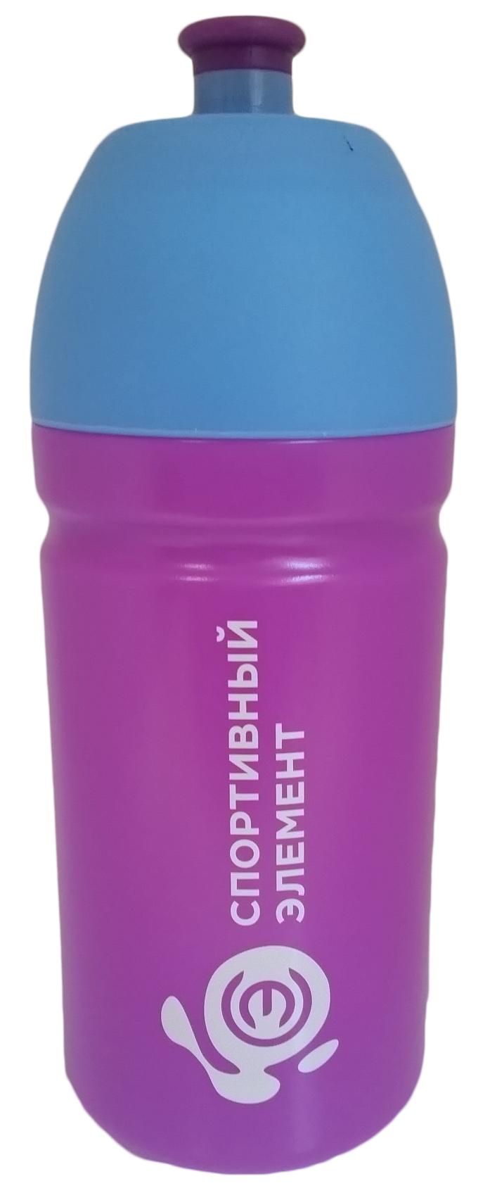 """Спортивная бутылка Спортивный элемент """"Аметист"""", 500 мл. S24-500 Аметист, S24-500"""