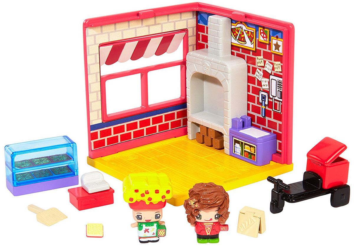My Mini MixieQ's Игровой набор Мини-комната Пиццерия