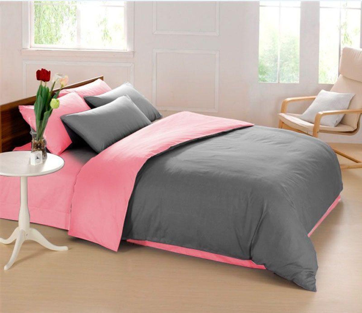 Постельное белье Sleep iX Perfection, семейный, цвет: серый, розовыйpva215419Известно, что цвет напрямую воздействует на психологическое и физическое состояние человека. Специально для наших покупателей мы внесли описание воздействия каждого цвета в комплекты постельного белья Perfection. Серый – нейтральный цвет. Расслабляет, помогает успокоиться и способствует здоровому сну. Усиливает воздействие соседствующих цветов. Розовый – нежный и сентиментальный цвет. Обеспечивает здоровый сон, способствует мышечному расслаблению, успокаивает нервную систему. Производитель: Sleep iX Материал: Микрофреш (100 г/м2) Состав материала: 100% микрофибра Размер: Семейное (2 пододеял.) Размер пододеяльника: 150х220 см Тип застежки на пододеяльнике: Молния (100 см) Размер простыни: 220х240 (обычная) Размер наволочек: 50х70 и 70х70 (по 2 шт) Тип застежки на наволочках: Клапан (20 см) Упаковка комплекта: Подарочная Коробка Cтрана производства: Китай Расположение цветов на комплекте постельного белья полностью соответствует...