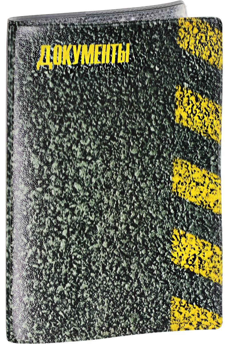 Обложка для автодокументов Mitya Veselkov Разметка, цвет: зеленый, желтый. AUTOZAM395AUTOZAM395_зеленый, желтыйСтильная обложка для автодокументов Mitya Veselkov не только поможет сохранить внешний вид ваших документов и защитить их от повреждений, но и станет стильным аксессуаром, идеально подходящим вашему образу. Она выполнена из ПВХ, внутри имеет съемный вкладыш, состоящий из шести файлов для документов, один из которых формата А5.