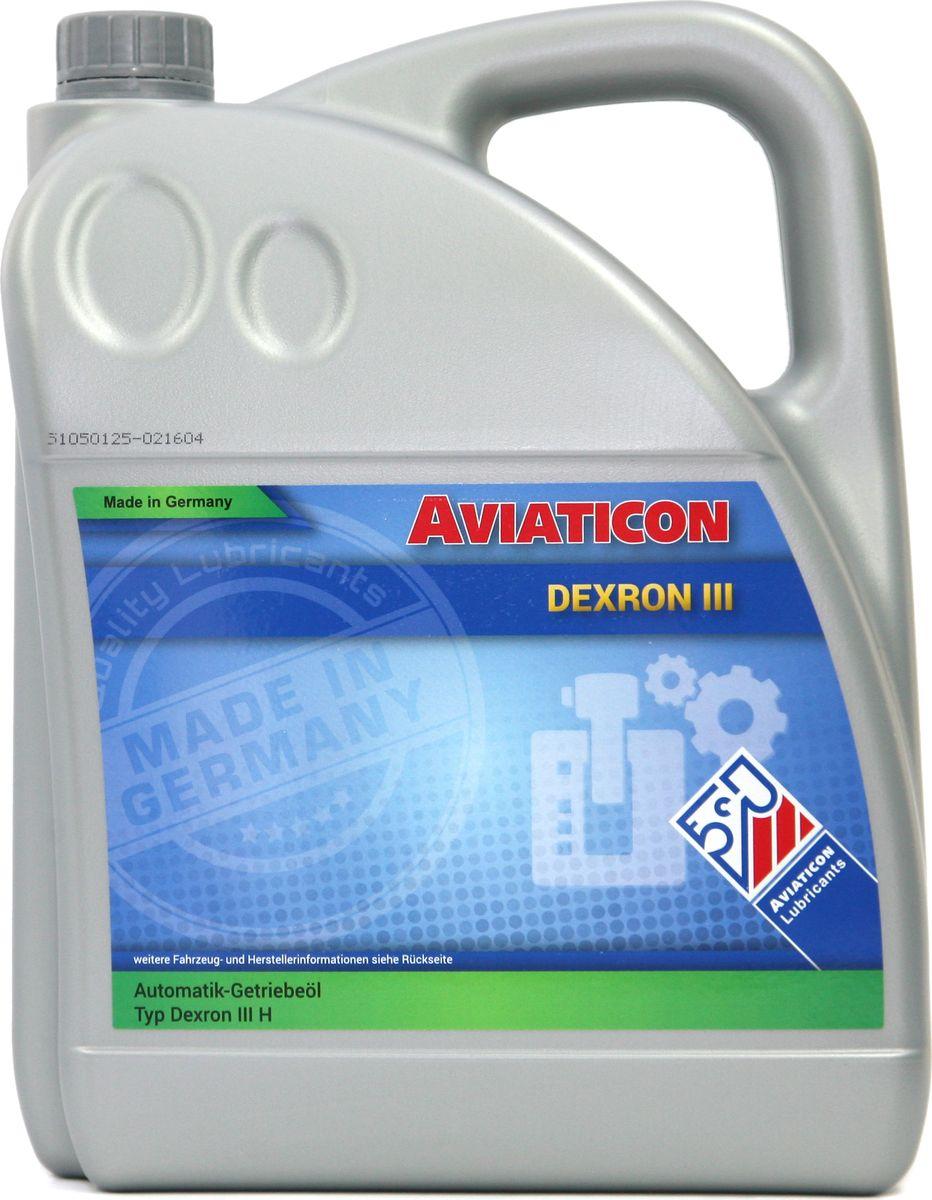 Трансмиссионное масло Finke для АКПП Aviaticon Dexron III, 5 л5 лсинтетическая Жидкость для автоматической трансмиссии типа Dexron III