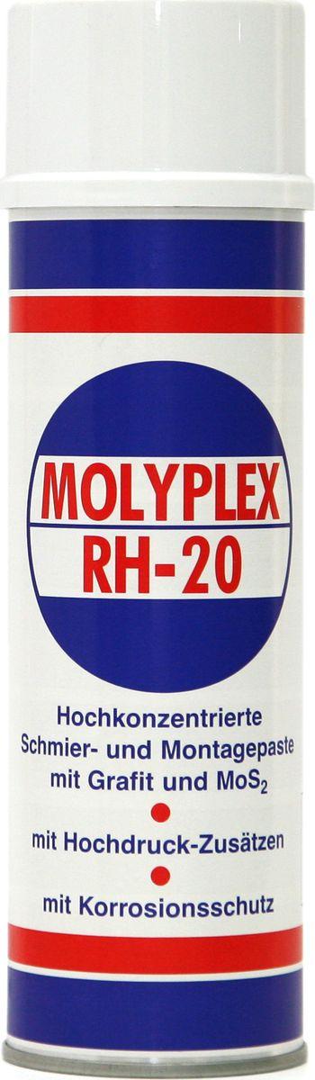 Смазка Finke Molyplex RH-20, 400 мл72055099Смазка с дисульфитом молибдена и графтитом.
