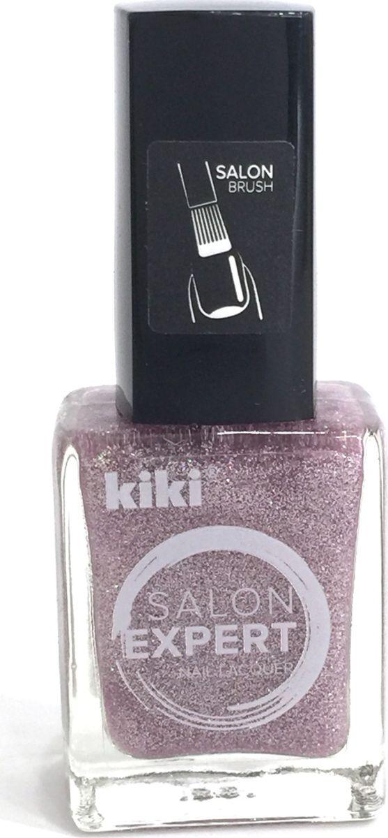 Kiki Лак для ногтей Salon Expert 003, 10 мл5010777142037KIKI Salon Expert - профессиональная линейка лаков для ногтей. Имеет плотную текстуру, мягко и равномерно ложиться, а удобная широкая кисточка обеспечивает качественное нанесение лака, как в салоне красоты. Яркие и насыщенные цвета лака обладают глянцевым блеском.