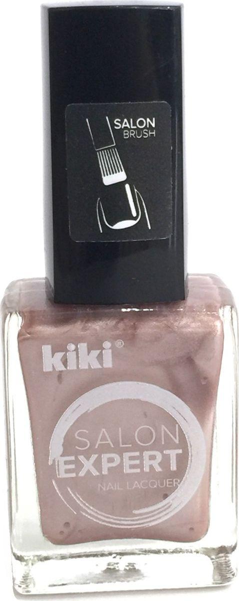 Kiki Лак для ногтей Salon Expert 035, 10 млперфорационные unisexKIKI Salon Expert - профессиональная линейка лаков для ногтей. Имеет плотную текстуру, мягко и равномерно ложиться, а удобная широкая кисточка обеспечивает качественное нанесение лака, как в салоне красоты. Яркие и насыщенные цвета лака обладают глянцевым блеском.