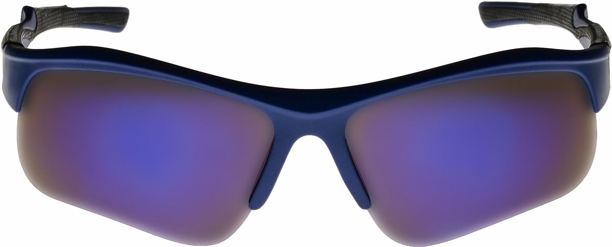 Очки солнцезащитные мужские Vita Pelle, цвет: синий. ОС9006c03/17fFM-550-TKОчки солнцезащитные Vita Pelle это знаменитое итальянское качество и традиционно изысканный дизайн.