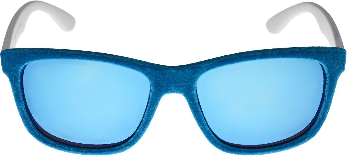 Очки солнцезащитные мужские Vittorio Richi, цвет: синий. ОС9054W05-658/17fFM-849-TRОчки солнцезащитные Vittorio Richi это знаменитое итальянское качество и традиционно изысканный дизайн.