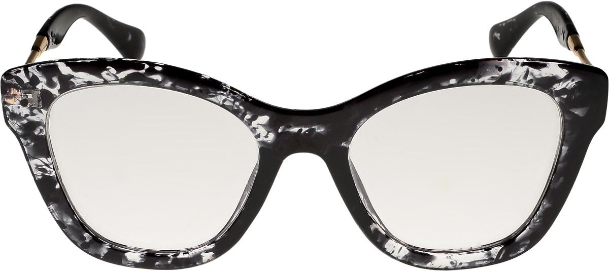 Очки солнцезащитные женские Vittorio Richi, цвет: черный, прозрачный. ОС3421с4/17fTL-49-VKОчки солнцезащитные Vittorio Richi это знаменитое итальянское качество и традиционно изысканный дизайн.