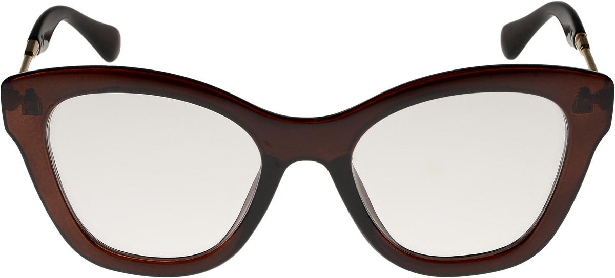 Очки солнцезащитные женские Vittorio Richi, цвет: коричневый. ОС3421с3/17fBM8434-58AEОчки солнцезащитные Vittorio Richi это знаменитое итальянское качество и традиционно изысканный дизайн.