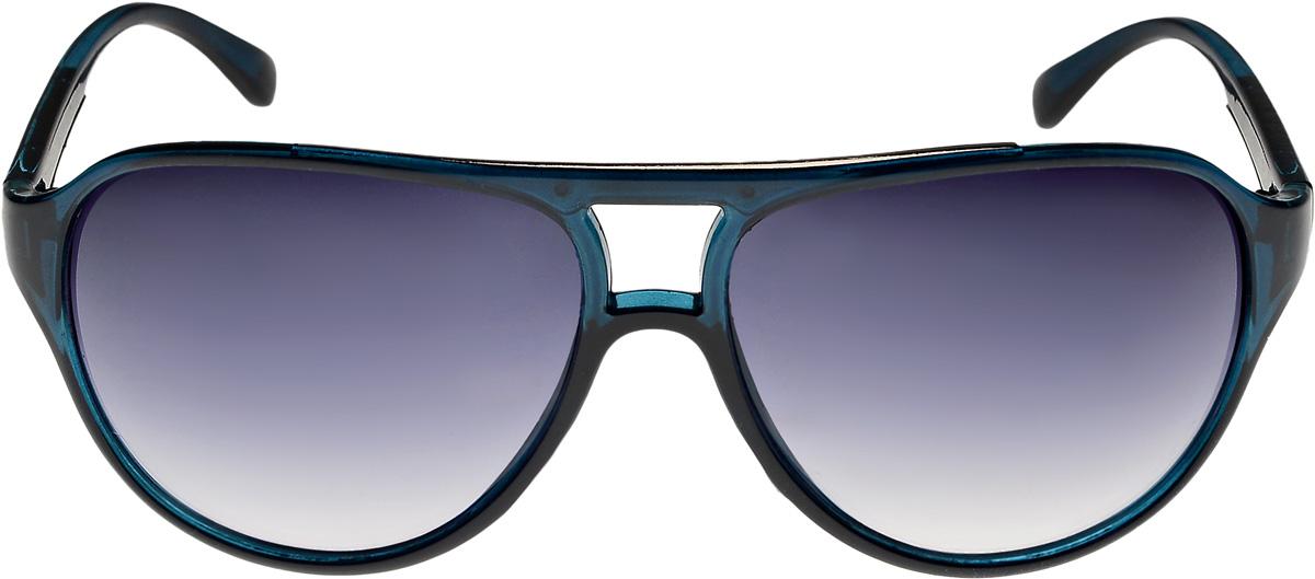 Очки солнцезащитные женские Vittorio Richi, цвет: синий. ОС1359c55/17fОС1359c55/17fОчки солнцезащитные Vittorio Richi это знаменитое итальянское качество и традиционно изысканный дизайн.