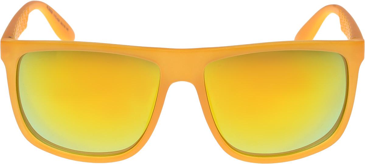 Очки солнцезащитные женские Vittorio Richi, цвет: желтый. ОС9008c1775-636/17fINT-06501Очки солнцезащитные Vittorio Richi это знаменитое итальянское качество и традиционно изысканный дизайн.