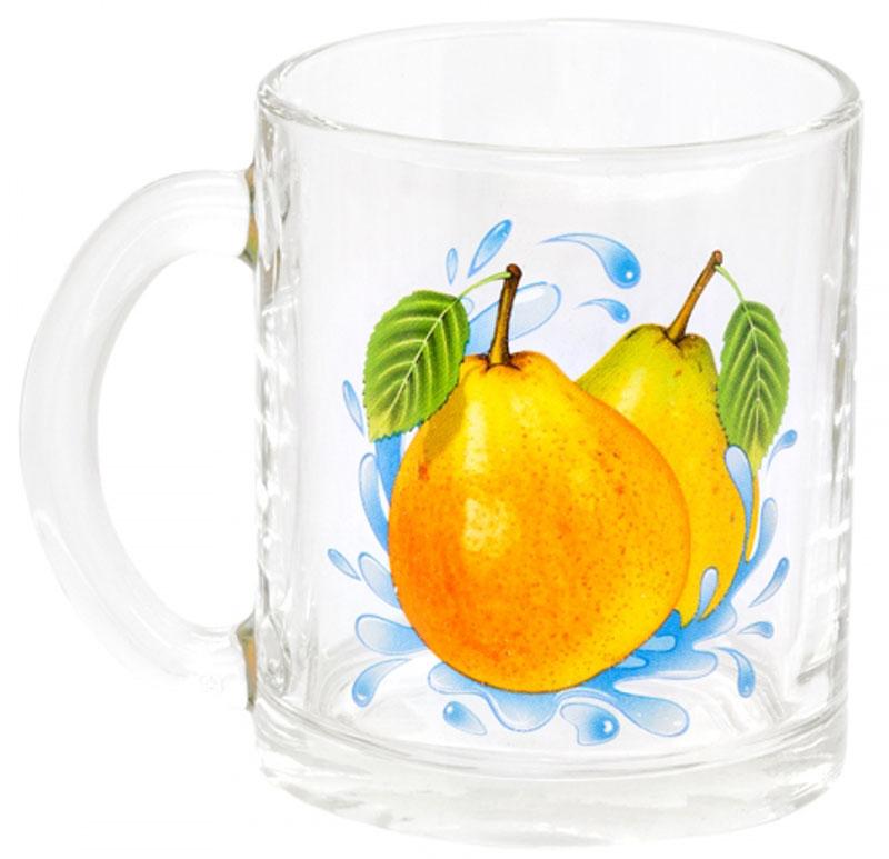 Кружка OSZ Чайная. Груша, 320 мл04C1208-GRKКружка ЧАЙНАЯ ГРУША К 320мл.Изготовлено из стекла.